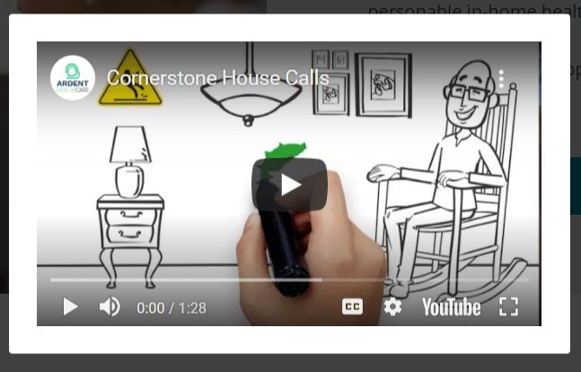 Cornerstone video